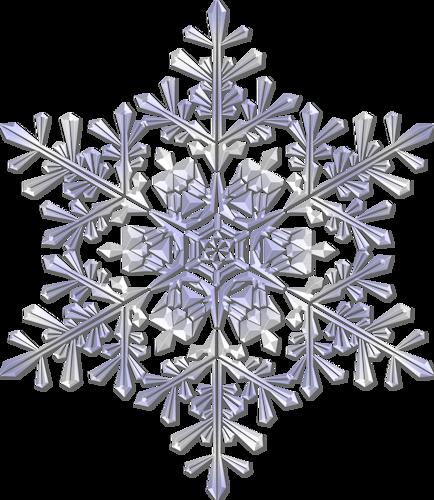 Flocons de neige noel - Flocon de neige en papier a imprimer ...