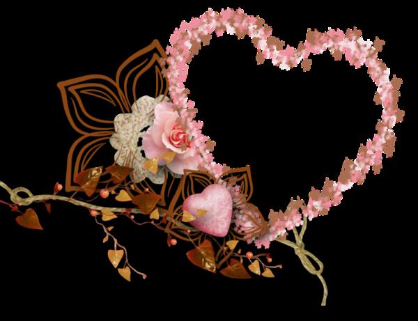 Saint Valentin Cadres Coeurs