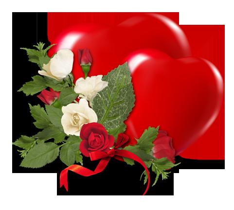 Saint valentin coeurs pleins rouge page 9 - Images avec des coeurs ...