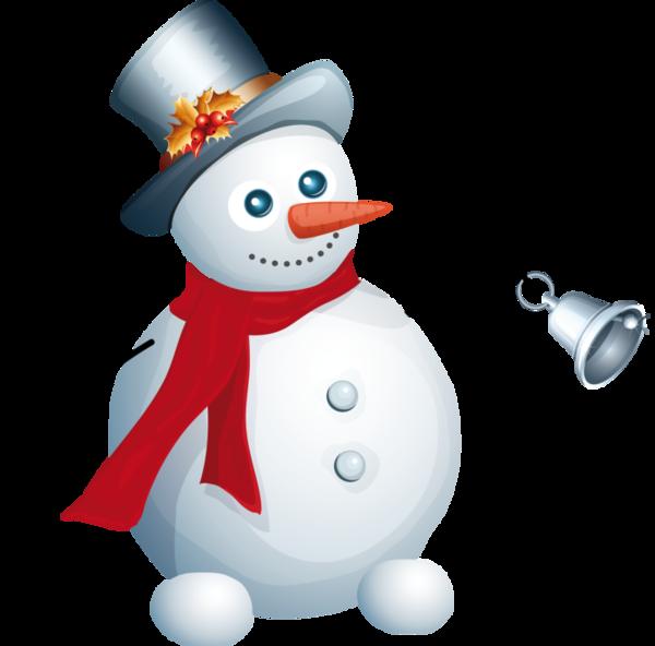 noel bonhommes de neige