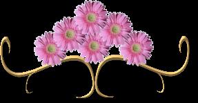 Séparateur fleurs