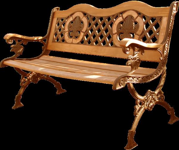 Jardin bancs chaises tables for Banc de jardin rond
