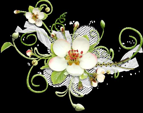 Decoration avec fleurs page 3 - Deco printempsidees avec fleurs et motif floral ...