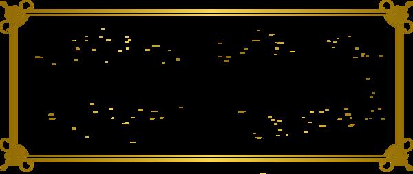 Cadres Dores