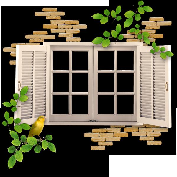 Fenetres encadrements decores for Fenetre 3d windows 7